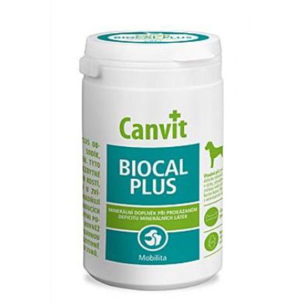 Canvit Biocal Plus pre psov 500 g new