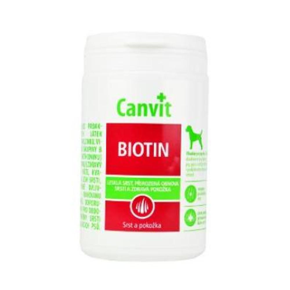 CANVIT Biotin pre psov 230 g 5c8adc7077b