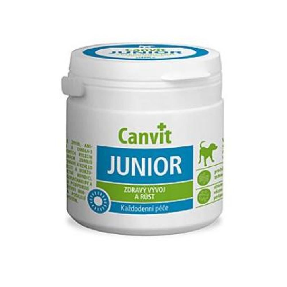 CANVIT Junior pre psov 100 g