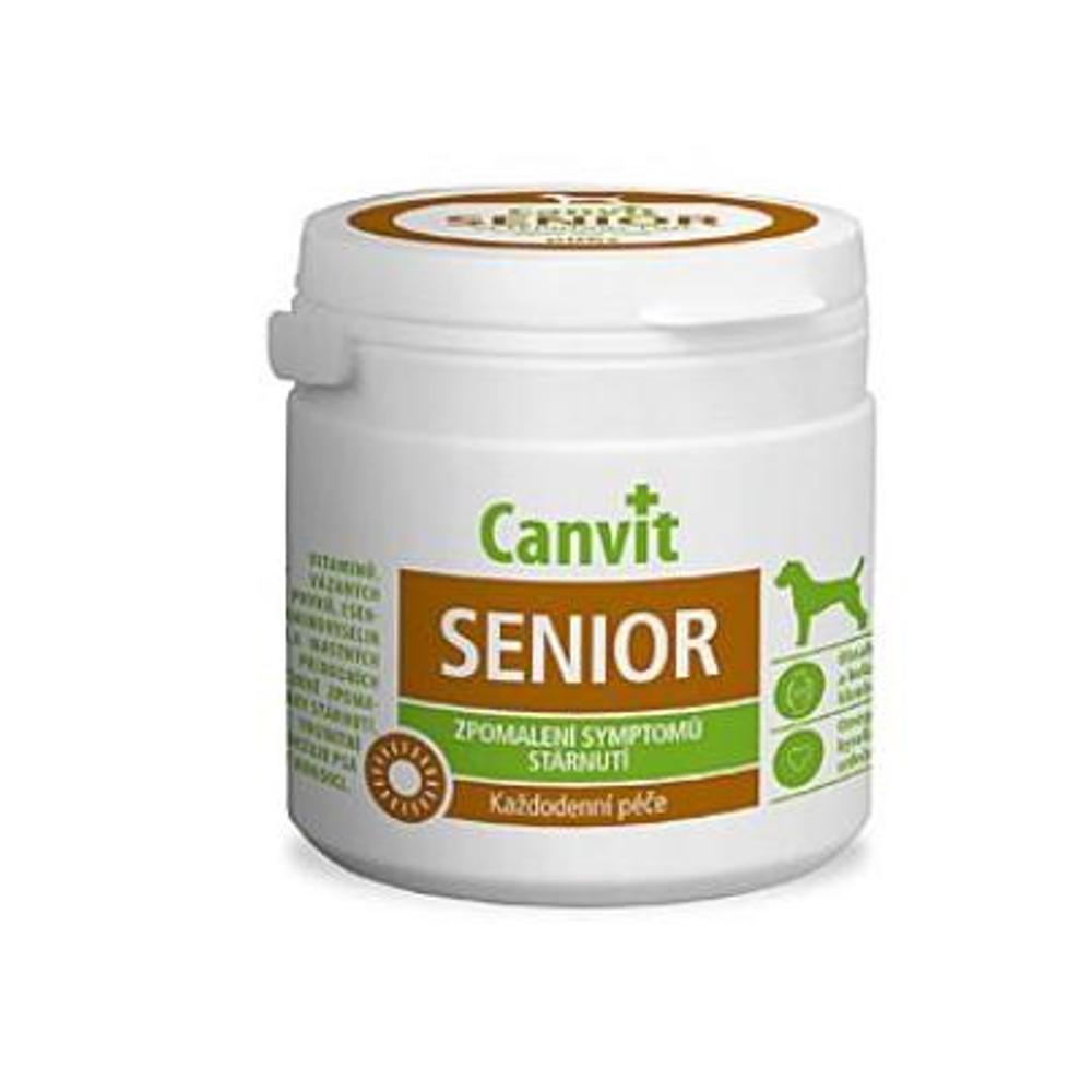 Canvit Senior pro psy 100g new