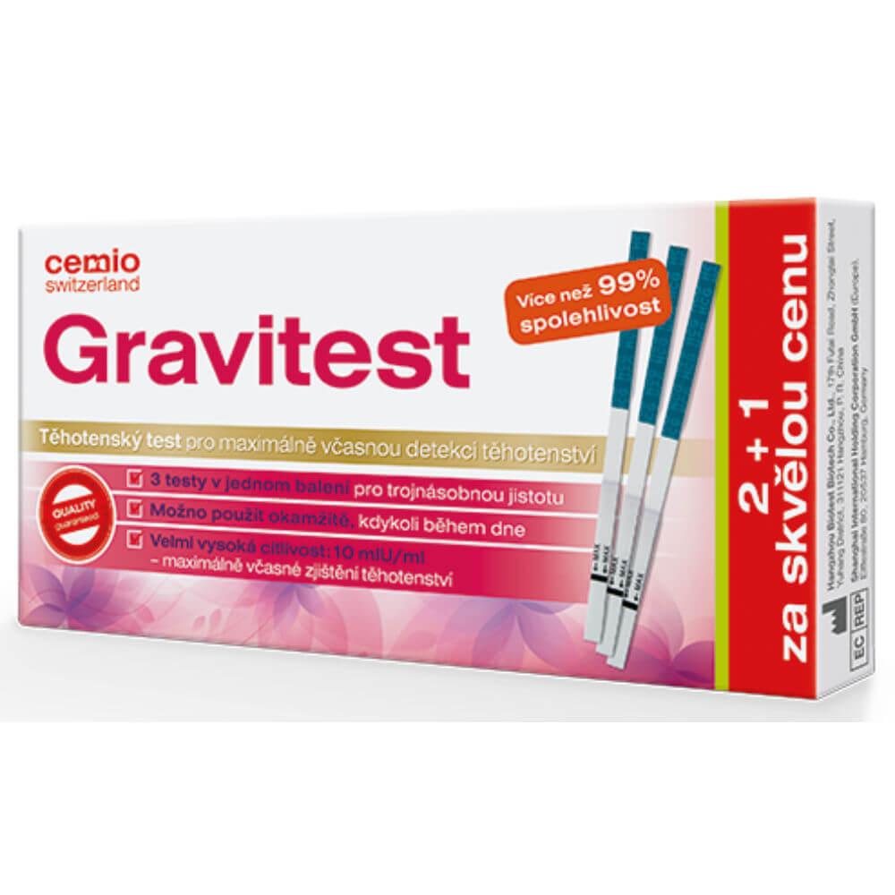 CEMIO gravitest 2 + 1