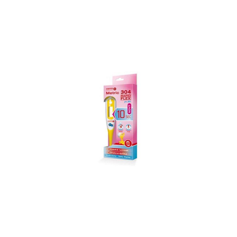 CEMIO Metric 304RF Digitálny teplomer pre deti