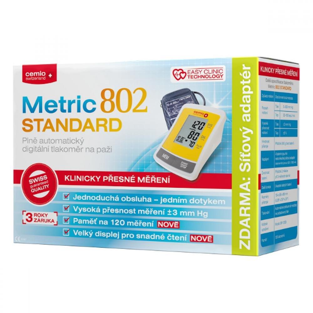 CEMIO Metric 802 Štandard tlakomer
