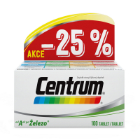 CENTRUM AZ s Multi-Efektom 100 tabliet