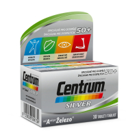 CENTRUM Silver s Multi-Efektom 30 tabliet