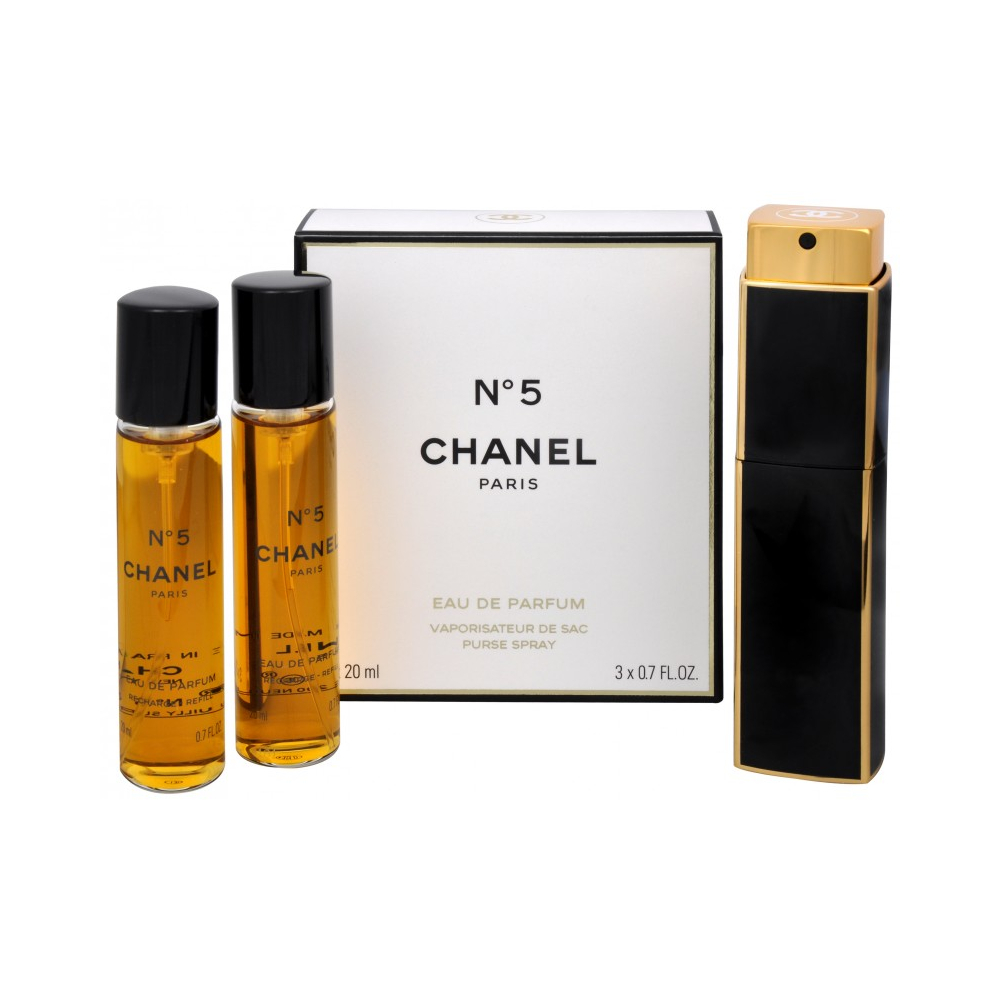 Chanel No.5 3x20ml