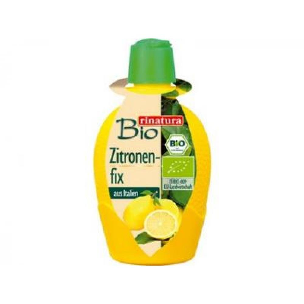 Citronová šťáva 100ml BIO