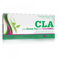 OLIMP LABORATORIES CLA with green tea plus L-carnitine - športová výživa 60 kapslí