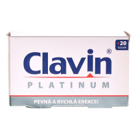 SIMPLY YOU Clavin platinum 20 kapsúl