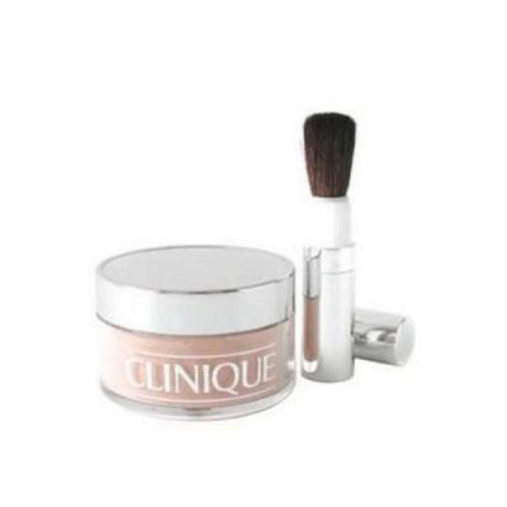 Clinique Blended Face Powder and Brush 35g