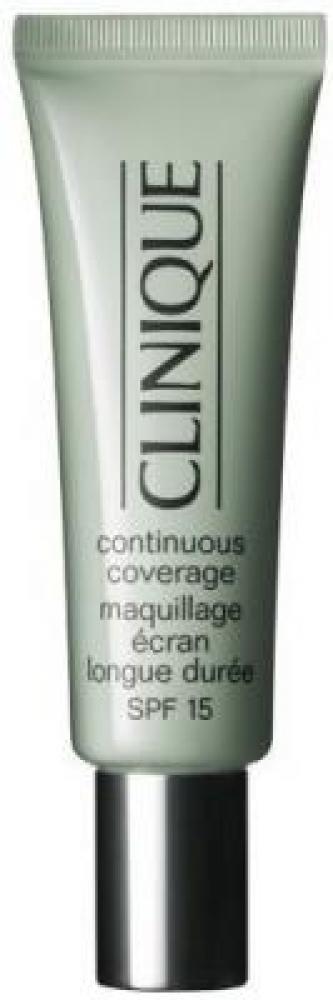 Clinique Continuous Coverage 01 30ml (Odstín 01 Porcelain Glow)