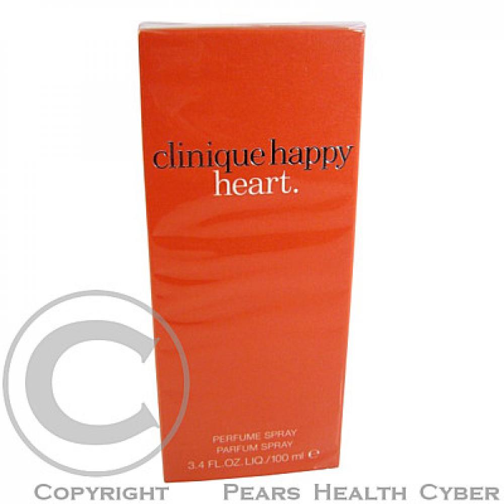 Clinique Happy Heart toaletná voda 100ml