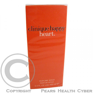 Clinique Happy Heart toaletná voda 100ml