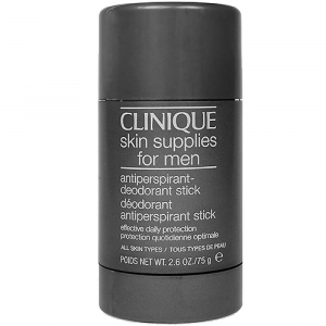 Clinique Skin Supplies For Men Antiperspirant Stick 75g (Všechny typy pleti)