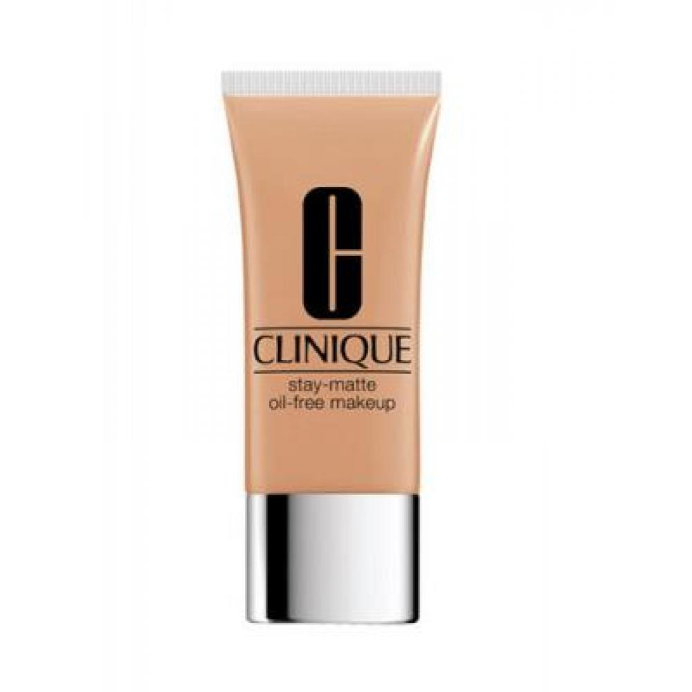 Clinique Stay Matte Oil Free Make-up matujúci make-up 02 Alabaster 30 ml