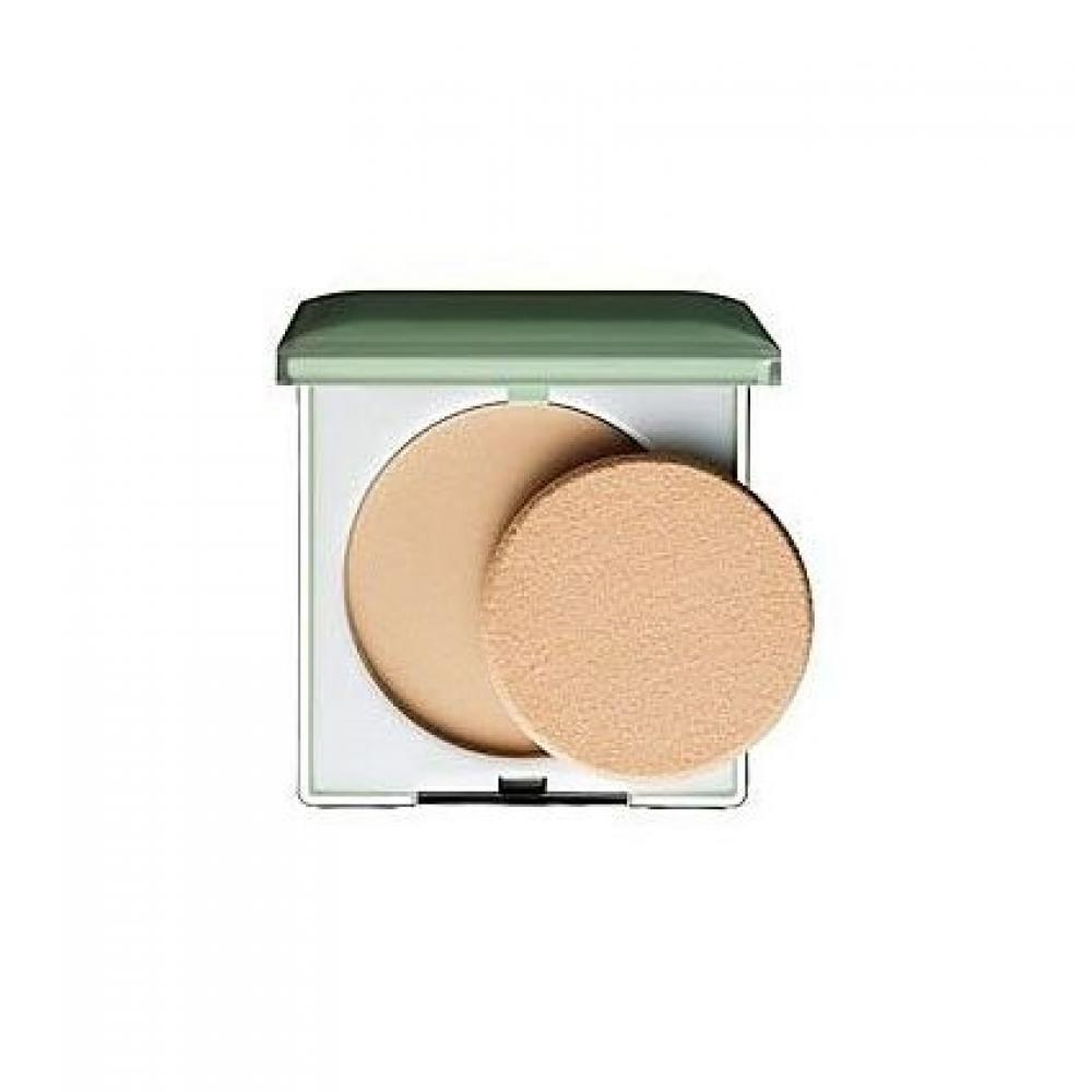 Clinique Stay Matte Powder 7,6 g (Odtieň 01 Stay Buff)%