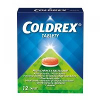 COLDREX TABLETY tbl 1x12 ks