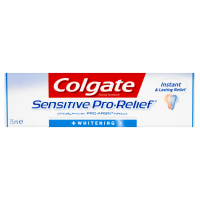 COLGATE SENSITIVE PRO RELIEF WHITENING 75ML