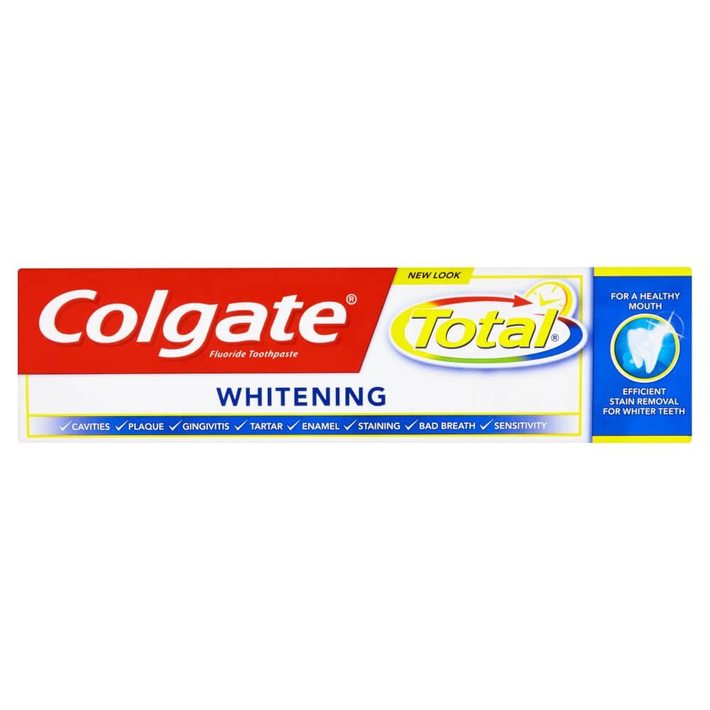 COLGATE ZUBNÁ PASTA TOTAL WHITENING 75 ML