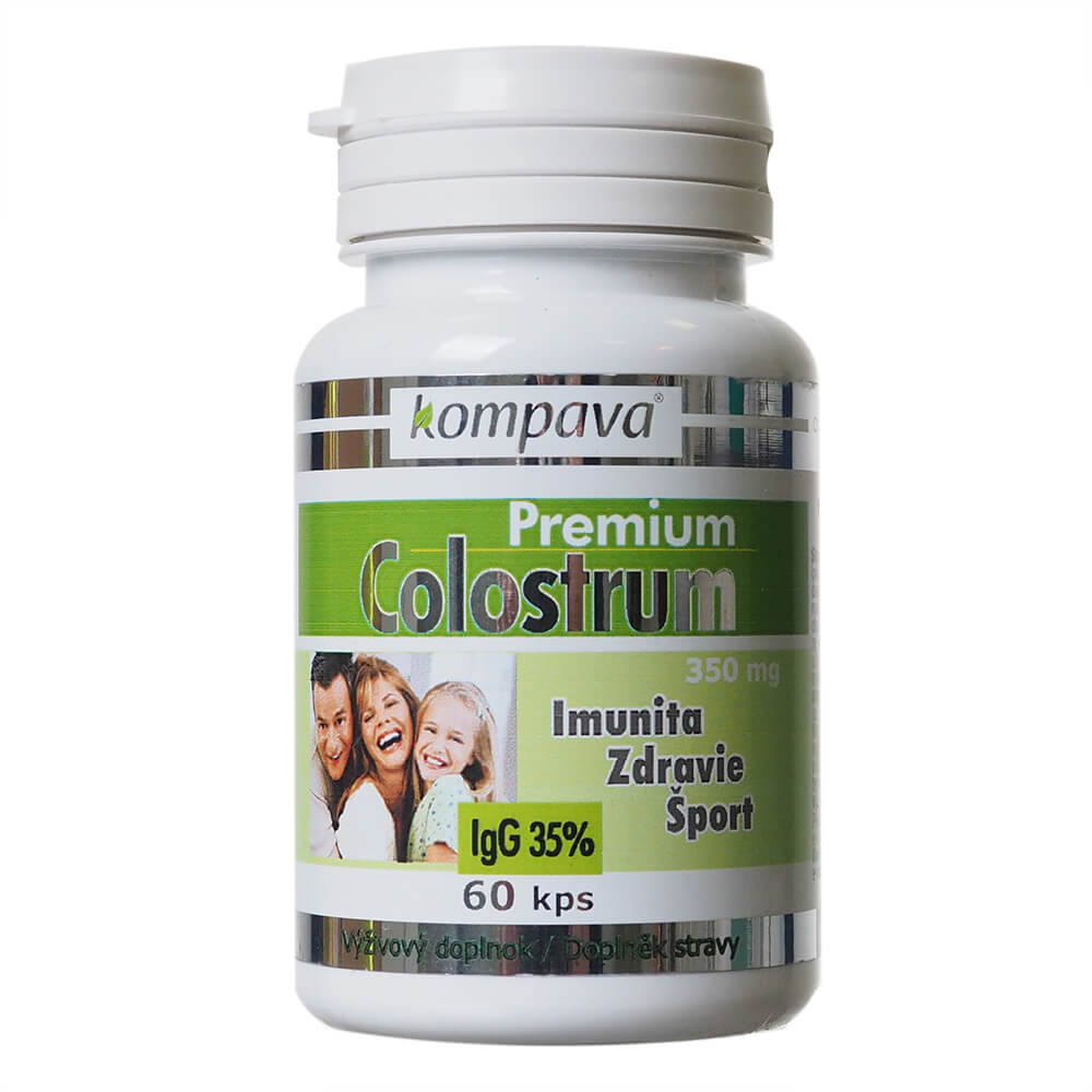 Premium Colostrum cps.60