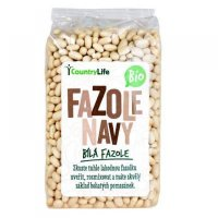 COUNTRY LIFE Fazuľa navy BIO 500 g