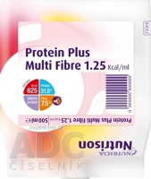 NUTRISON PROTEIN PLUS MULTIFIBRE 1x500 ml