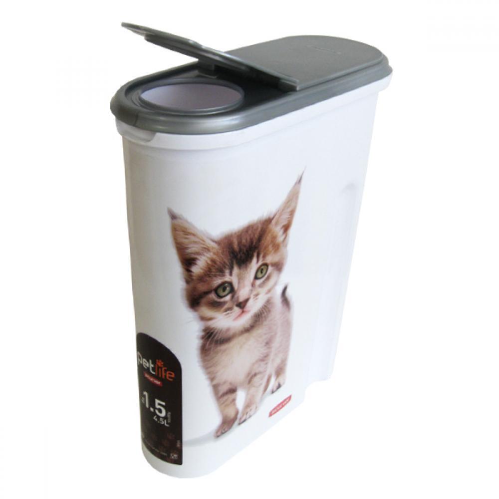 Curver kontajner na suché krmivo 1,5kg mačka