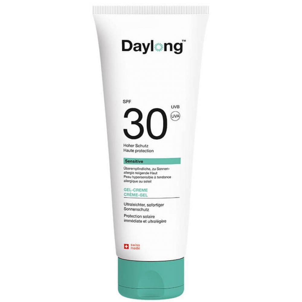 DAYLONG Sensitive SPF 30 gel creme 100 ml