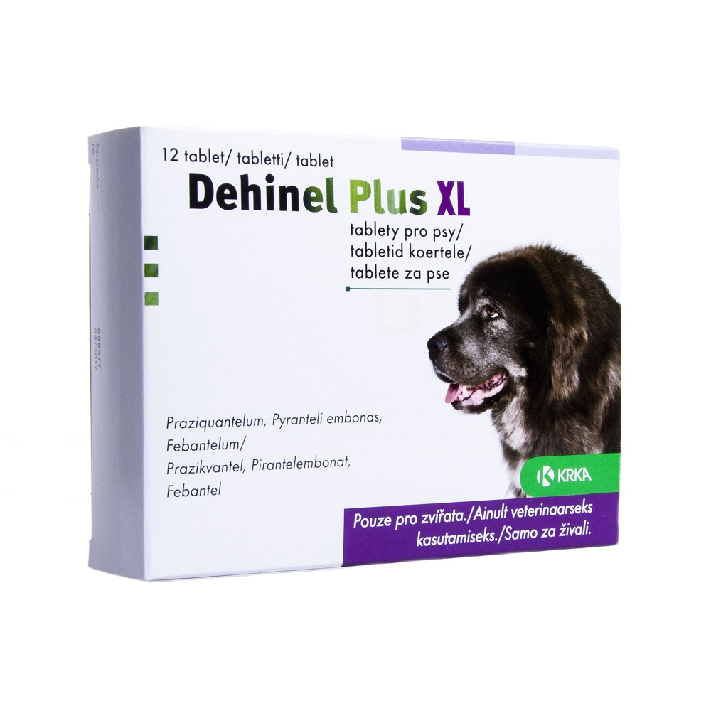 DEHINEL Plus XL a.u.v. 12 tabliet