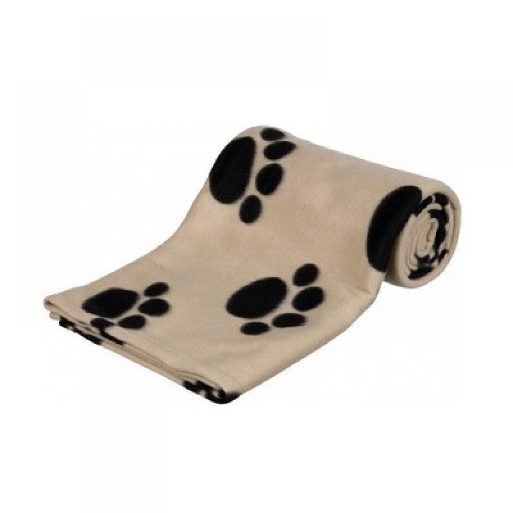 TRIXIE Deka pre psov BARNEY hnedá a čierne labky 150x100 cm