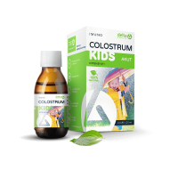 DELTA COLOSTRUM KIDS sirup 100% Natural 125 ml