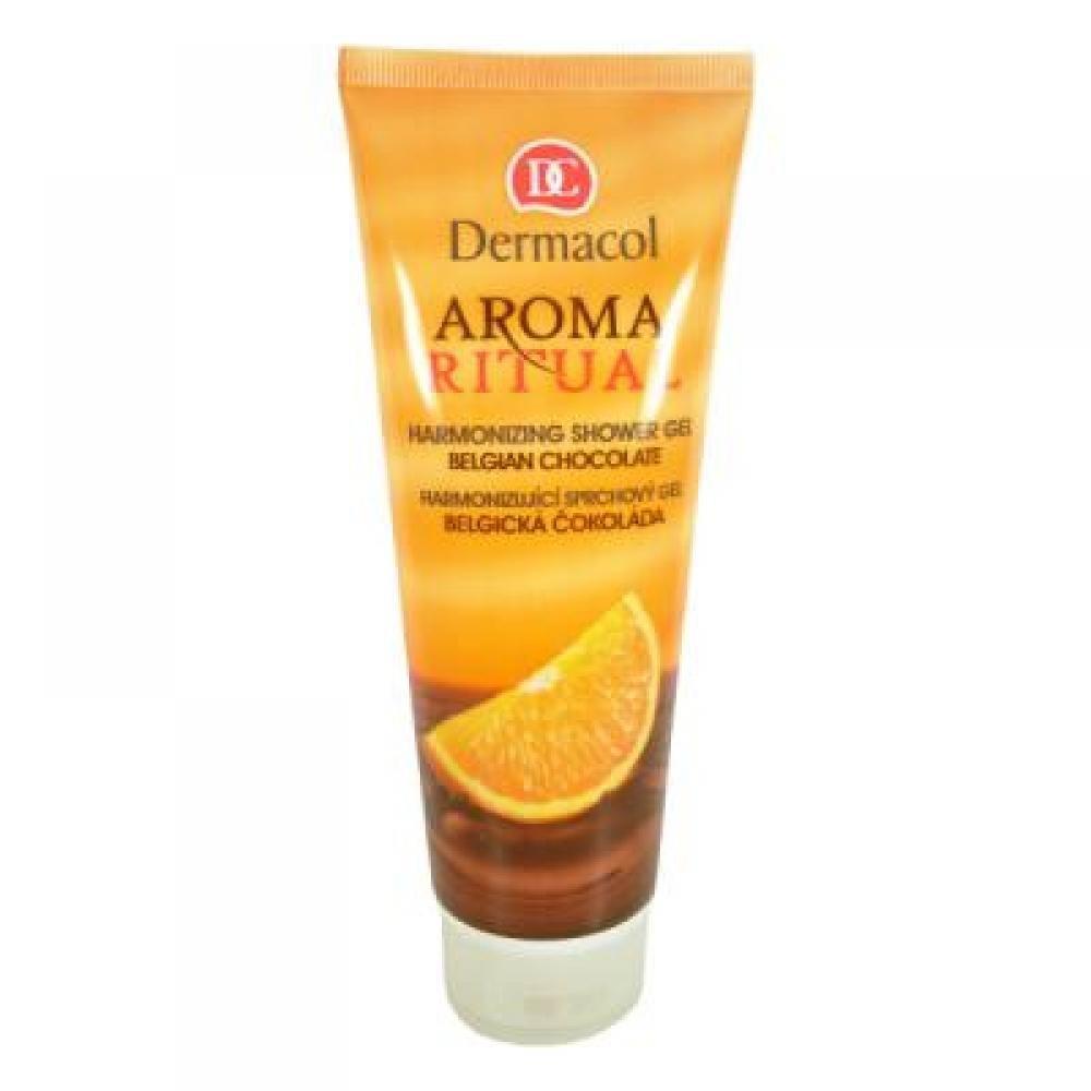Dermacol Aroma Ritual Shower Gel Belgian Chocolate 250ml (Belgická čokoláda)