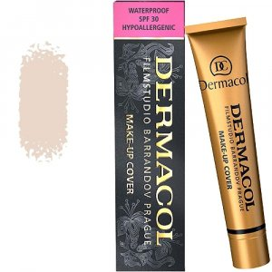 Dermacol Make-Up Cover 208 30g (odtieň 208)