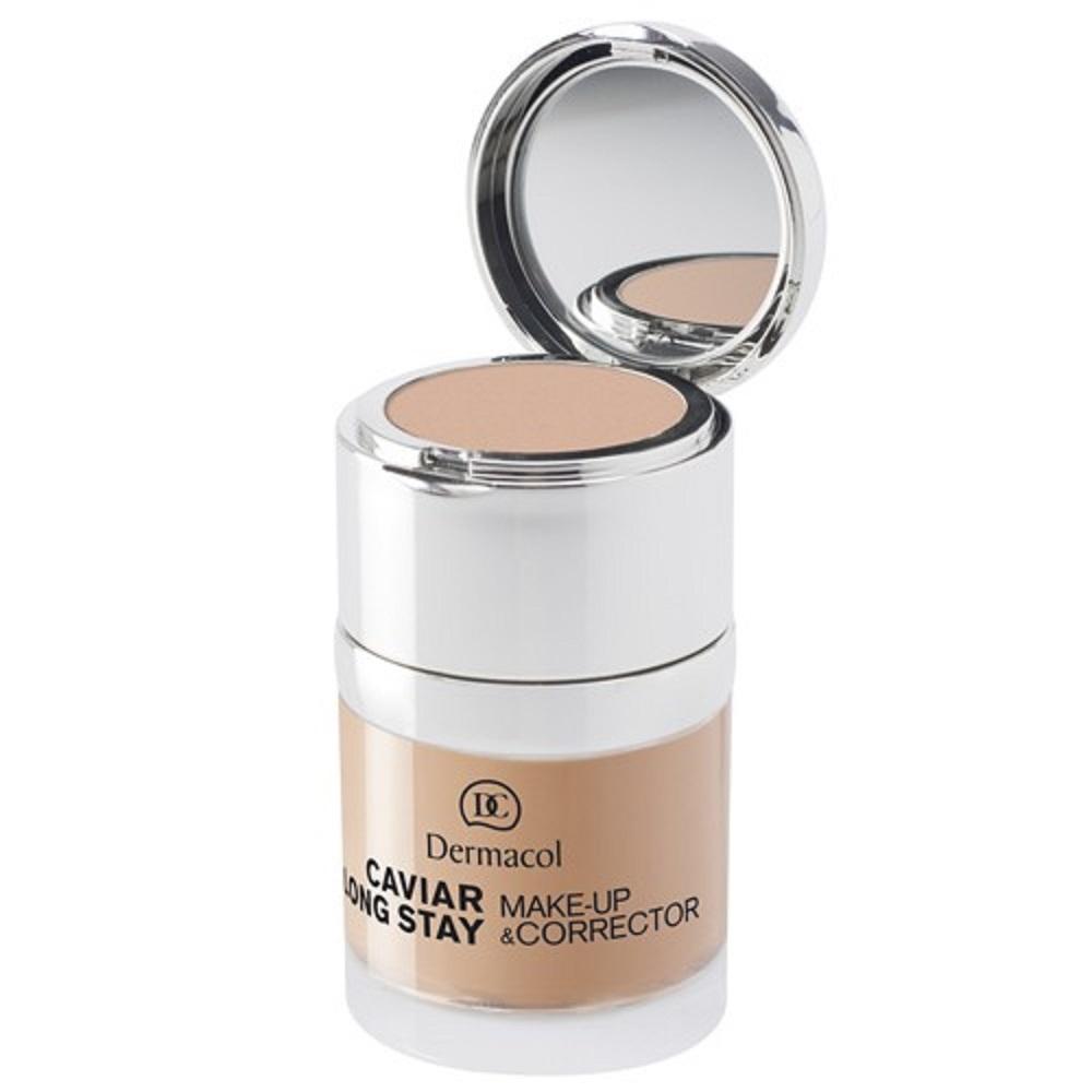 Dermacol Caviar Long Stay Make-Up & Corrector 2 30ml (odtieň 2)