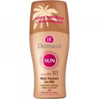 Dermacol Sun Milk Spray SPF10 200ml (Vodeodolné)