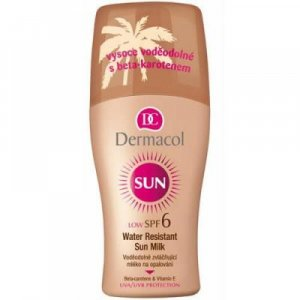 Dermacol Sun Milk Spray SPF6 200ml (Vodeodolné)