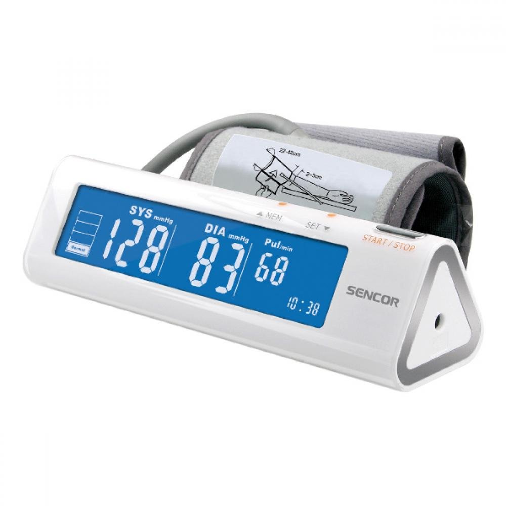 Sencor Digitálny tlakomer na pažu SBP 901