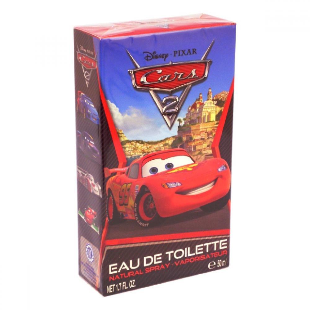 Disney Cars 2 - toaletná voda s rozprašovačom 50 ml