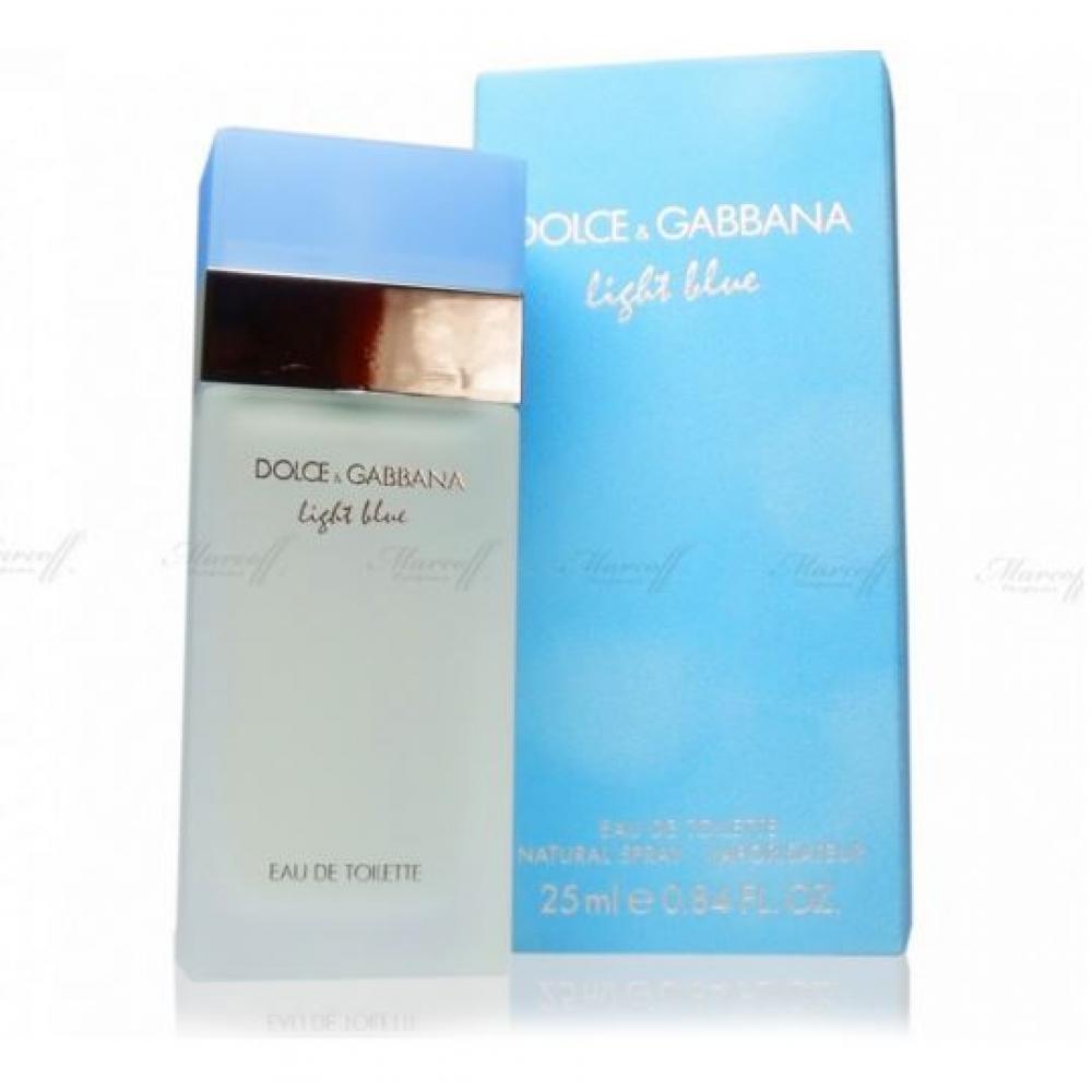 Dolce & Gabbana Light Blue Toaletná voda 25ml