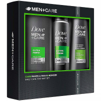 DOVE For men Extra Fresh set
