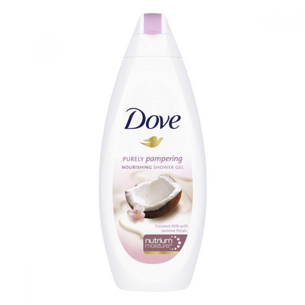 Dove sprchový gél 250ml kokosové mlieko