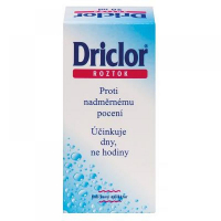 DRICLOR Solution roll-on 20 ml
