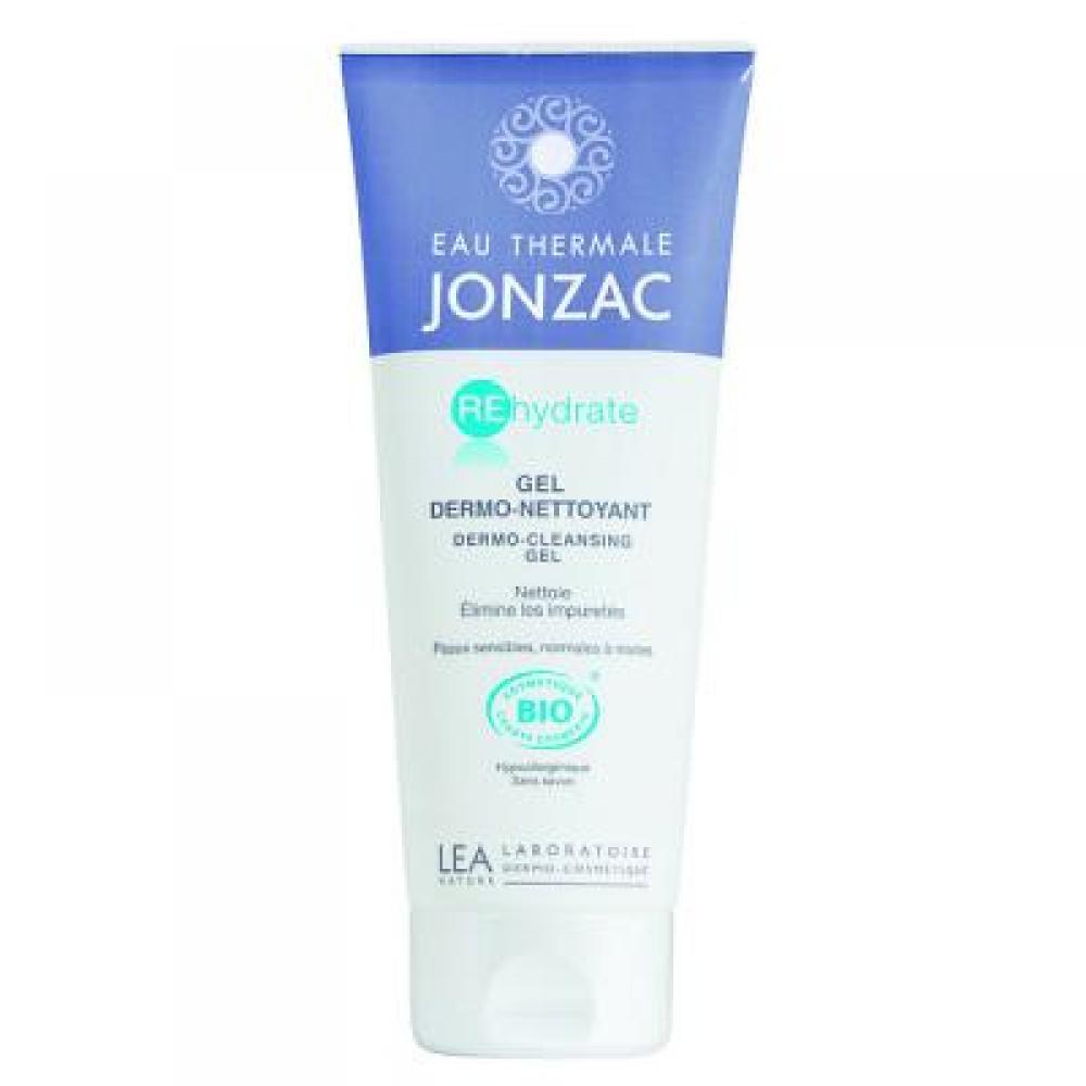 EAU THERMALE JONZAC Bio gél Dermo-čistiace 200 ml