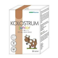 EP Kolostrum junior 30 tabliet