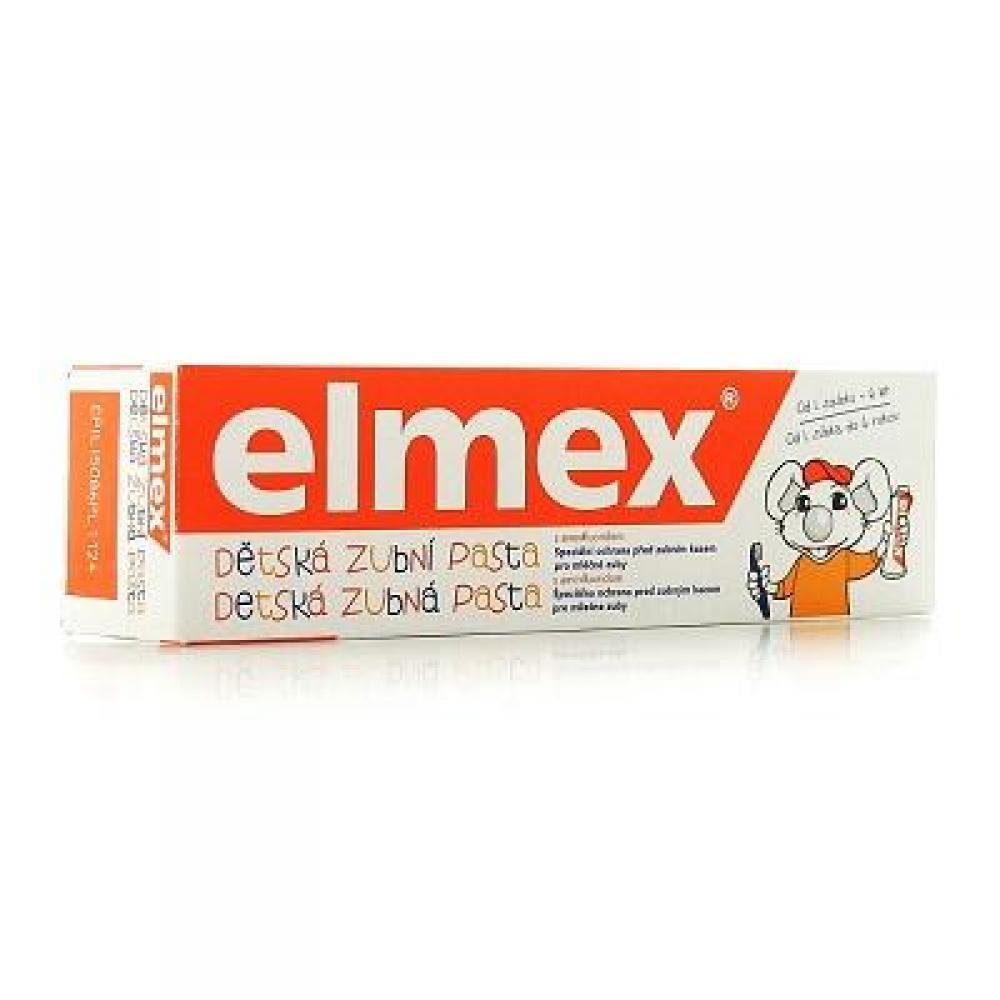 Elmex 1-6 rokov detská 50 ml