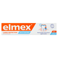 ELMEX Caries Protection Whitening Zubná pasta 75 ml
