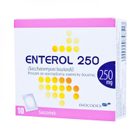 ENTEROL 250MG PRAS.NA PEROR.SUS.10KS