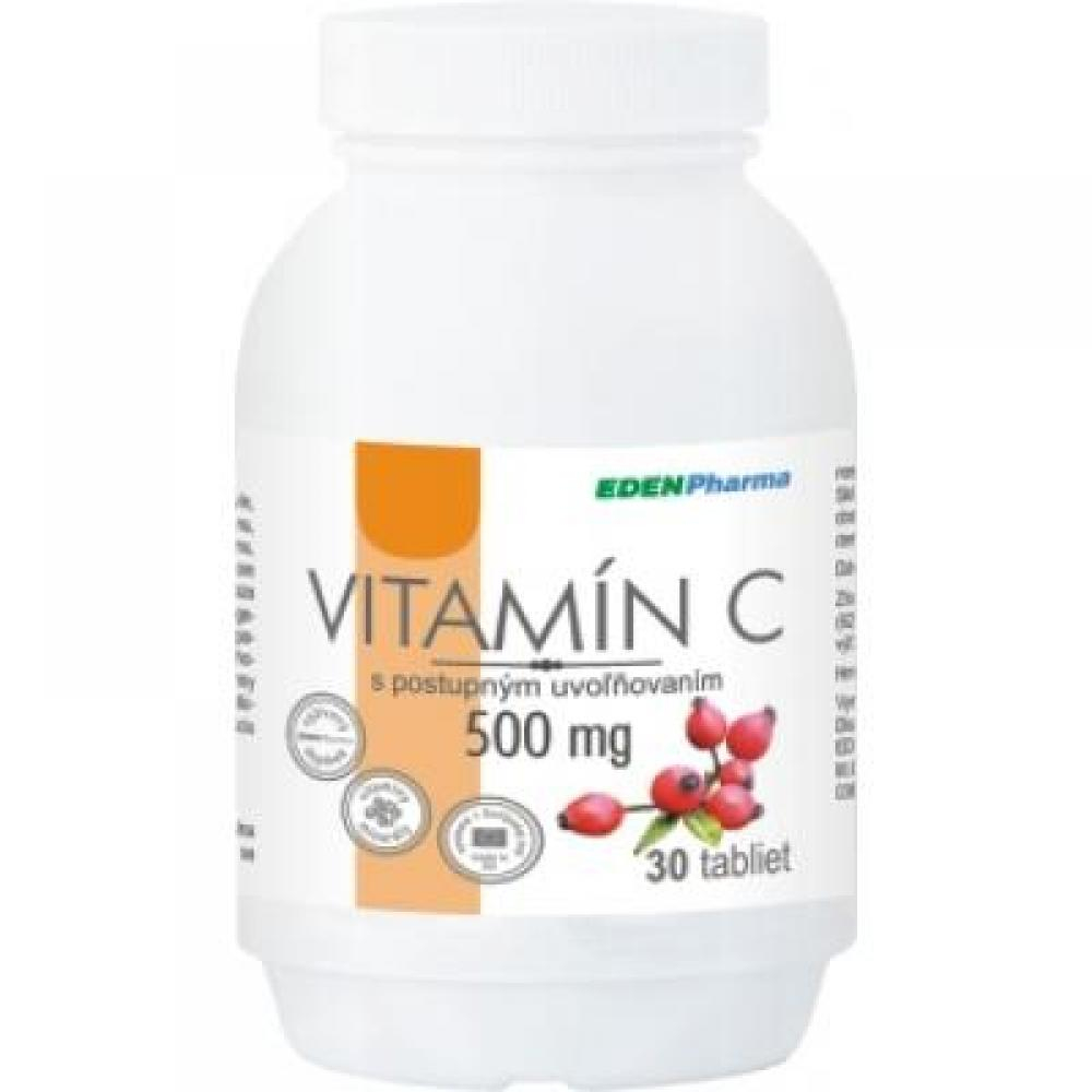 EP Vitamín C 500 mg 30 tabliet