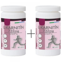 EP L-karnitin 732 mg duo pack 2 x 60 tabliet
