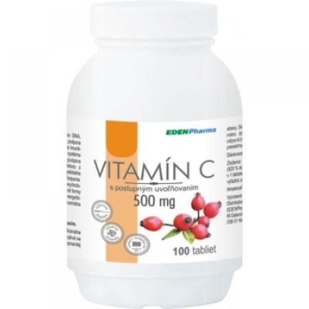 EP Vitamín C 500 mg 100 tabliet